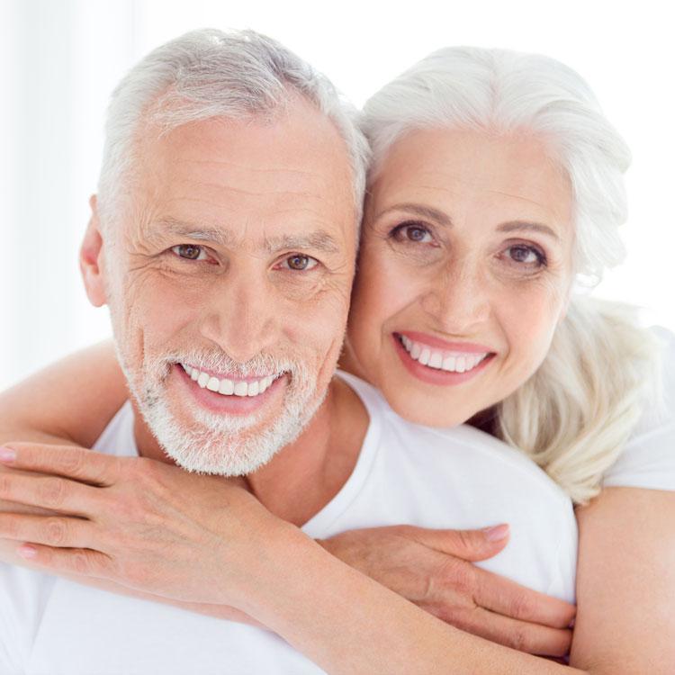 Zahnheilkunde für Senioren